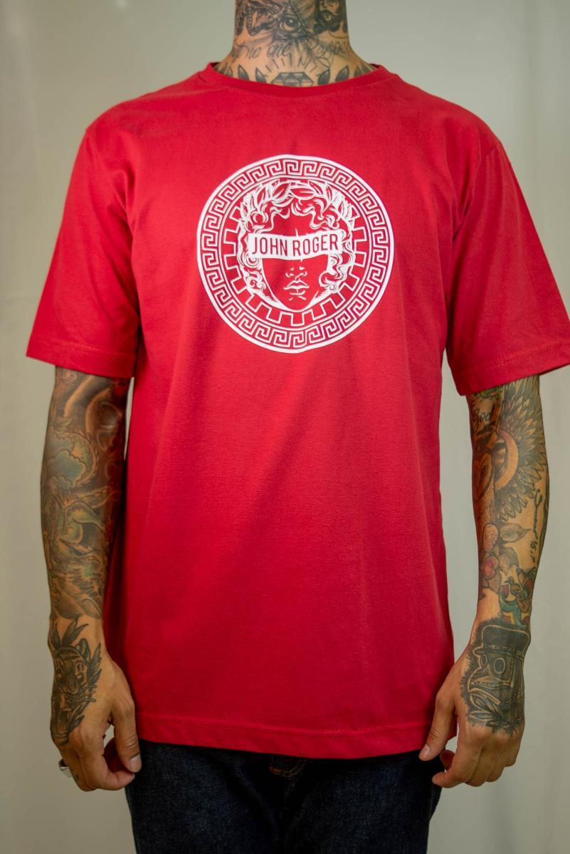 Camiseta John Roger - Medusa