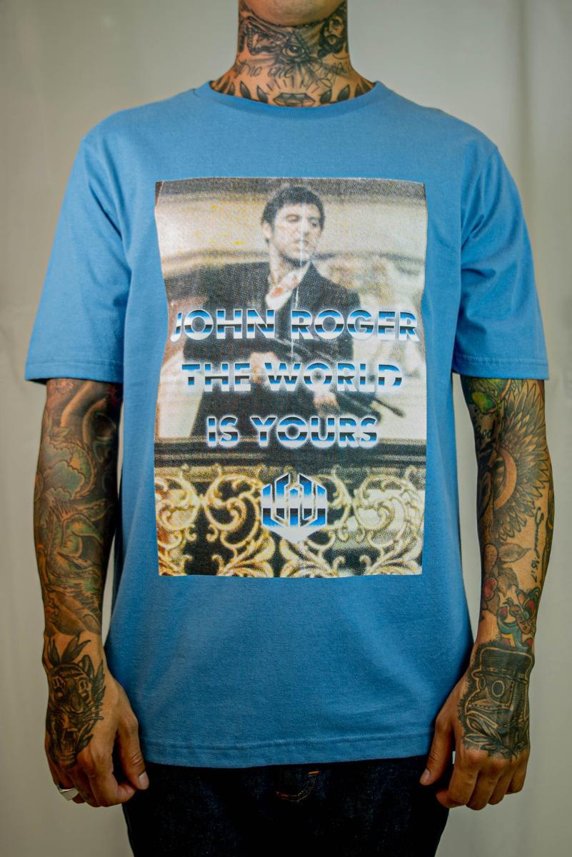 Camiseta John Roger - Scarface