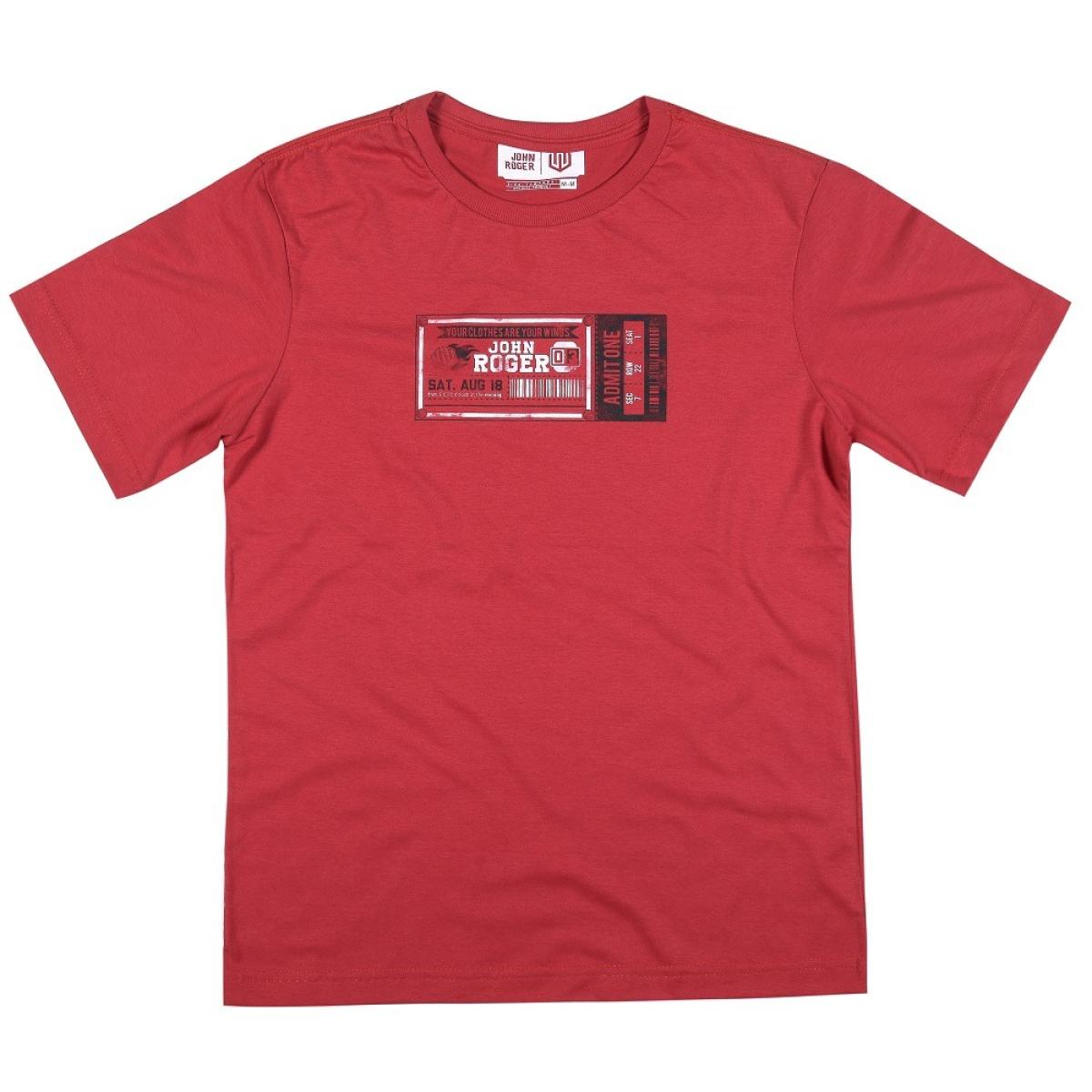Camiseta John Roger - Ticket