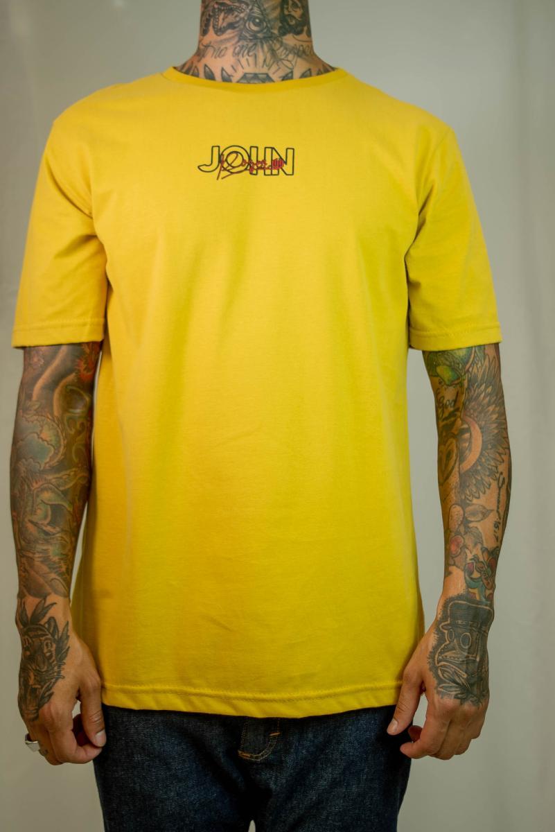 Camiseta John Roger - Vices Logo 2