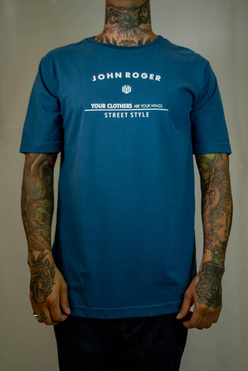 Camiseta John Roger - Your Clothers