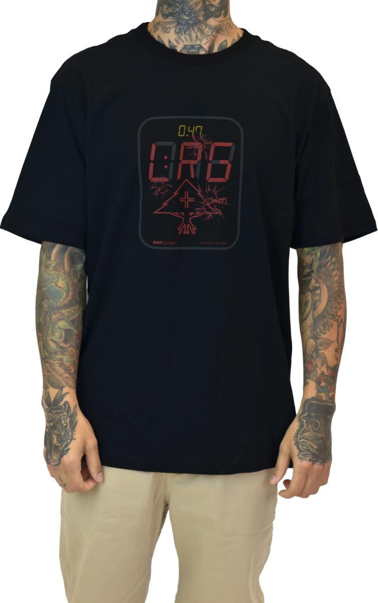 Camiseta LRG shot clock