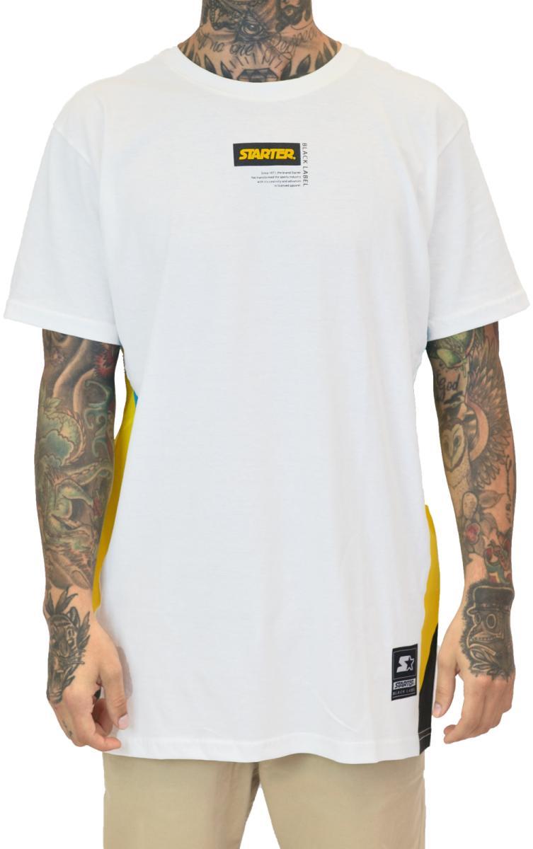 camiseta masculina especial off white Starter