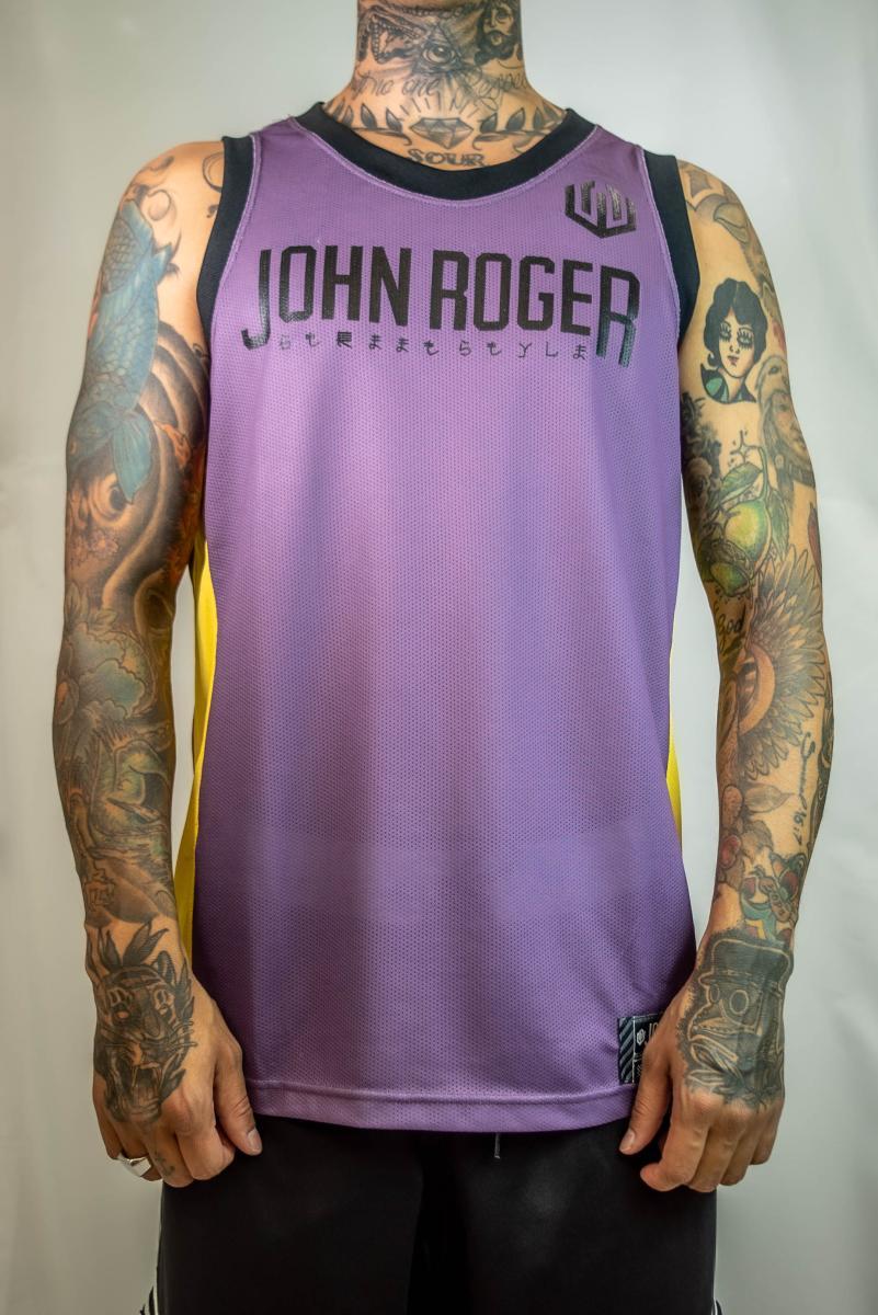 Camiseta Regata John Roger - Basket