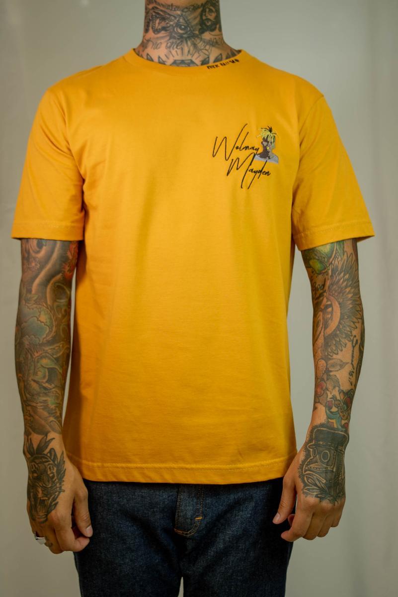 Camiseta Woolmay x John Roger - Fuck Racism