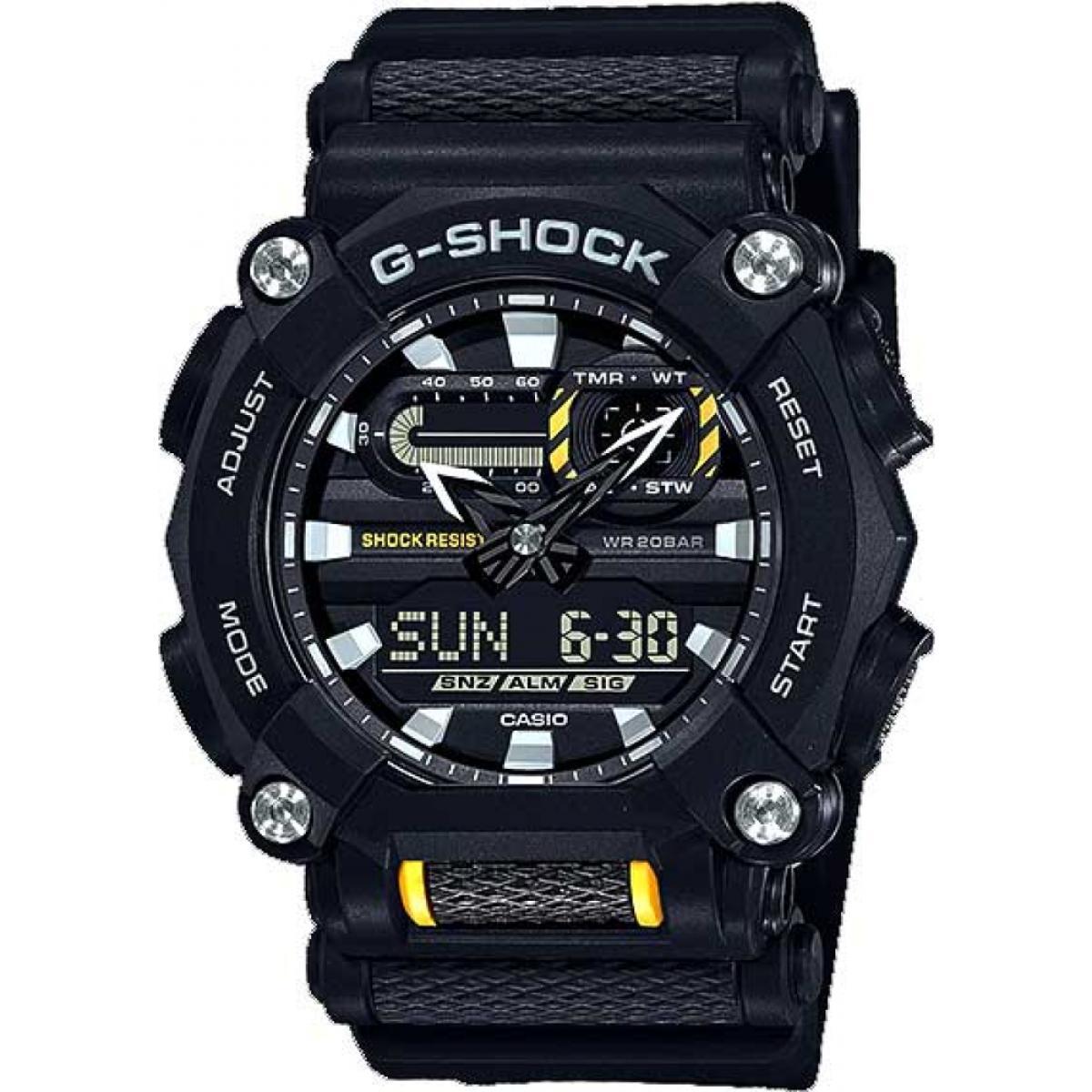 RELÓGIO CASIO G-SHOCK - GA-900E-1A3DR