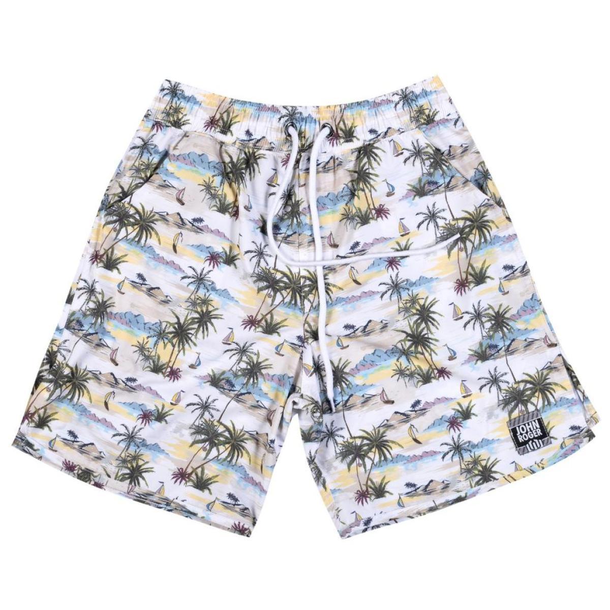 Shorts John Roger - Beach Texture