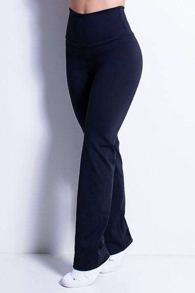Calça Legging Poliamida Bailarina