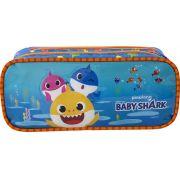 Estojo Duplo Baby Shark R1 - 9595 - Artigo Escolar