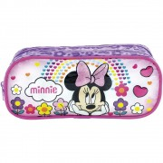 Estojo Duplo Minnie Daydreaming 8945 - Artigo Escolar