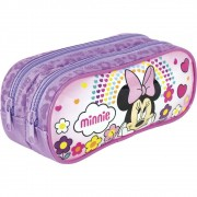 Estojo Duplo Minnie Mouse - Daydreaming 8945 - Artigo Escolar