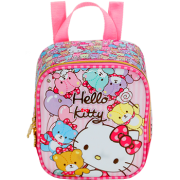 Lancheira Hello Kitty Tiny Bears - 7864 - Artigo Escolar