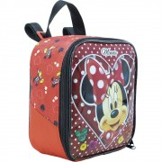 Lancheira Minnie Mouse - Love - 8914 - Artigo Escolar