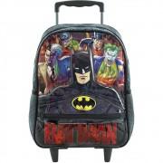 Mala com Rodas 16 Batman Danger - 8840 - Artigo Escolar