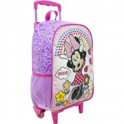 Mala com Rodas 16 Minnie Daydreaming 8940 - Artigo Escolar