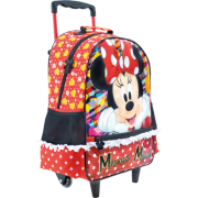 Mala com Rodas 16 Minnie Its All About Minnie 8920 - Artigo Escolar