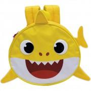 Mochila 12 Baby Shark Ollie - 9048 - Artigo Escolar