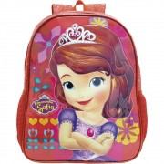 Mochila 14 Sofia Crystal Magic - 8613 - Artigo Escolar