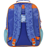 Mochila 16 Mini Beat Power Rockers Rocky Stars - 7752 - Artigo Escolar