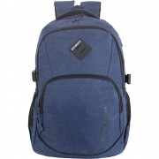 Mochila Lap Top Over Route - azul - 77183.6