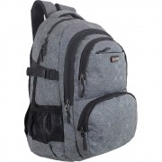 Mochila Lap Top Over Route - grafite - 77181.81