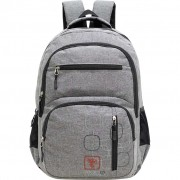 Mochila Lap Top Over Route - grafite - 77187.81