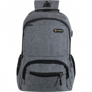 Mochila Lap Top Over Route - grafite - 77188.81