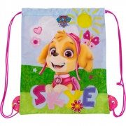 Saco Paw Patrol Happy Day - 8747 - Artigo Escolar
