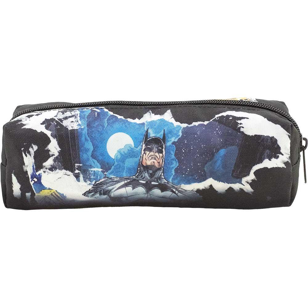 Estojo  Batman T8 - 9123 -Artigo Escolar