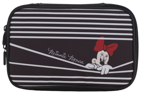 Estojo Box Minnie Mouse - College 03 - 10.055 - Artigo Escolar