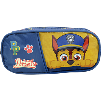 Estojo Duplo Paw Patrol Faces Chase - 7315