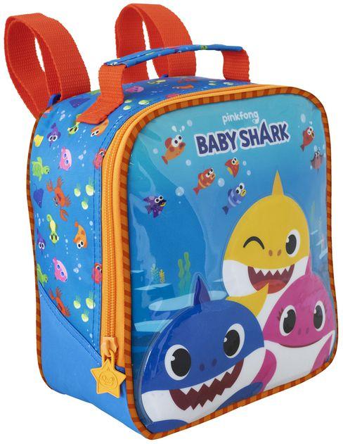 Lancheira Baby Shark R1 - 9594 - Artigo Escolar