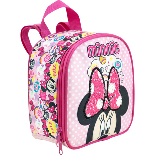 Lancheira Minnie Magic Bow 8934 - Artigo Escolar