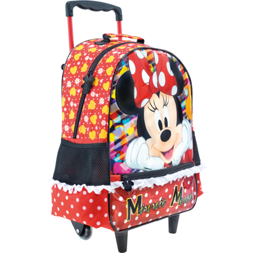 Mala com Rodas 14 Minnie Its All About Minnie 8921 - Artigo Escolar