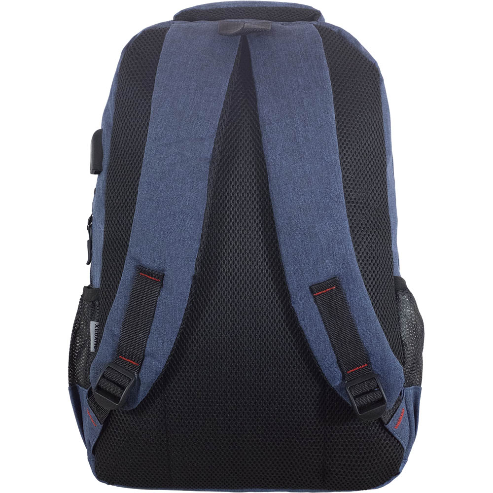 Mochila Lap Top Over Route - azul - 77188.6