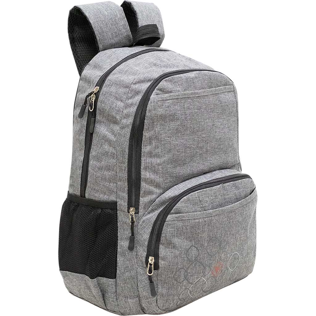Mochila Lap Top Over Route - grafite - 77189.81