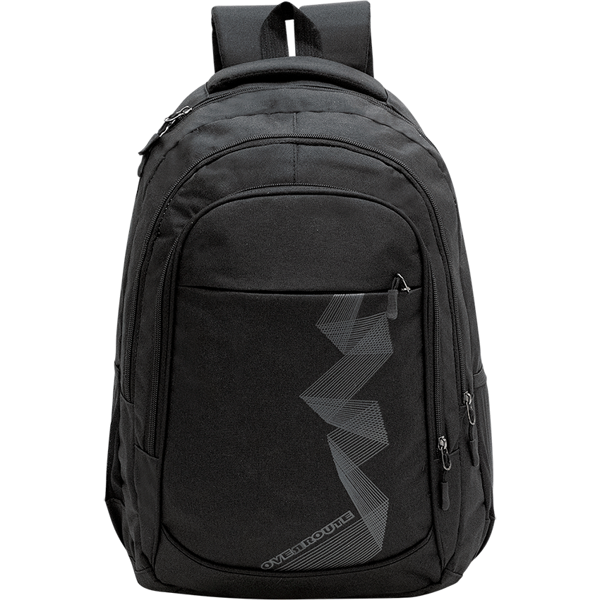 Mochila Lap Top Over Route - preto - 77184.1