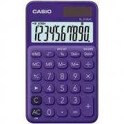 Calculadora De Bolso Casio 10 Dig Sl-310uc-pl Roxa 10 dígitos