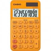 Calculadora De Bolso Casio 10 Digitos Solar Laranja SL-310UC-RG
