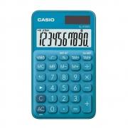 Calculadora De Bolso Casio SL-310UC-BU Azul 10 dígitos