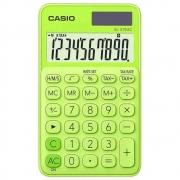 Calculadora De Bolso Casio SL-310UC-YG Verde 10 dígitos