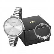 Kit Relógio Feminino Mondaine 32116L0MVNE3K1