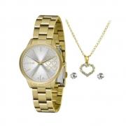 Kit Relógio Lince Feminino LRG4681LKZ83S1KX