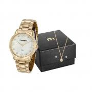 Kit Relógio Mondaine Feminino 83371LPMVDE1K1