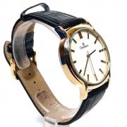 Kit Relógio Social Champion Ch22680 Dourado
