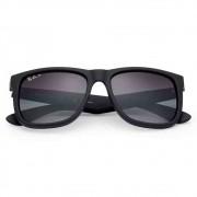 Óculos de Sol Ray-Ban Justin Clássico RB4165L Preto - 0RB4165L 622/T357