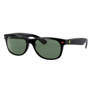 ÓCULOS DE SOL RAY-BAN RB2132M F6013155 SCUDERIA FERRARI COLLECTION PRETO