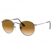 Óculos de Sol Ray Ban Round Flat Lenses 0RB3447NL 004/5153