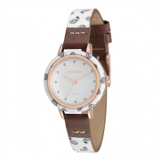 Relógio Analógico Mondaine Feminino - 89003LPMVRH2 Dourado