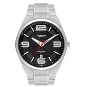 Relógio Analógico Orient Masculino MBSS1326P2SX Prata